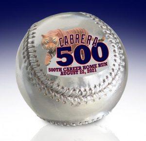 Cabrera500thHR ChromeArtBaddddddseball