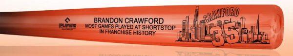 CrawfordTwoToneChromeBat Medium