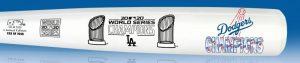 DodgersWhiteChampionsBat Medium 1
