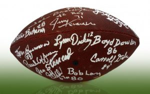Packers100thAutographed AutographedBottom 2