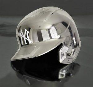 YankeesChromeHelmet 1
