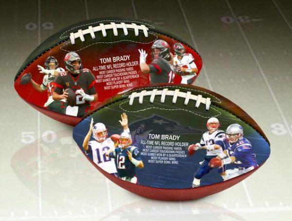BradyRecordFootball 2ShotPatsFront